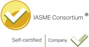 IASME Self Certified Company Logo