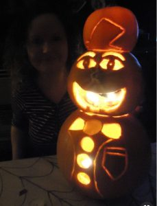 3rd place pumpkin