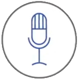 MVR Voice Recording Icon